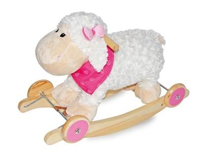 Billede af Gyngende lam med hjul