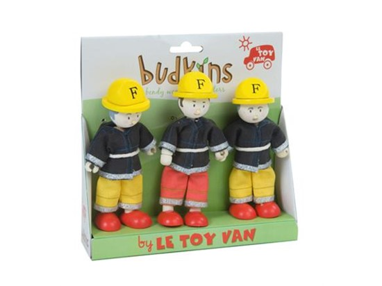 Billede af Brandmænd Budking