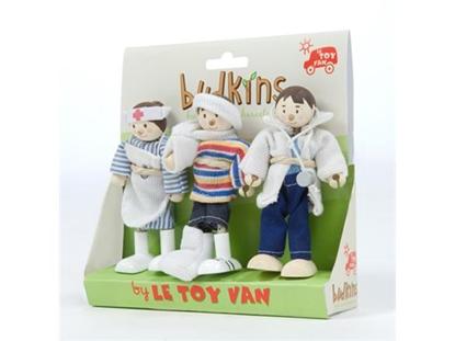 Billede af Lægesæt fra Le toy van