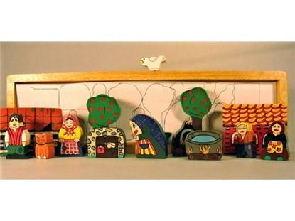 Billede af Hans og Grete bordteater
