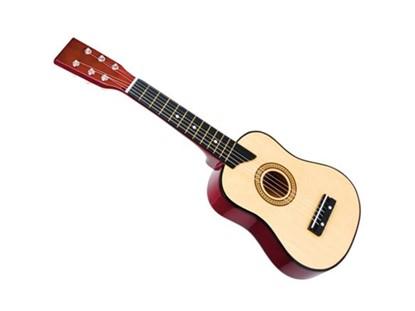 Billede af Guitar naturel