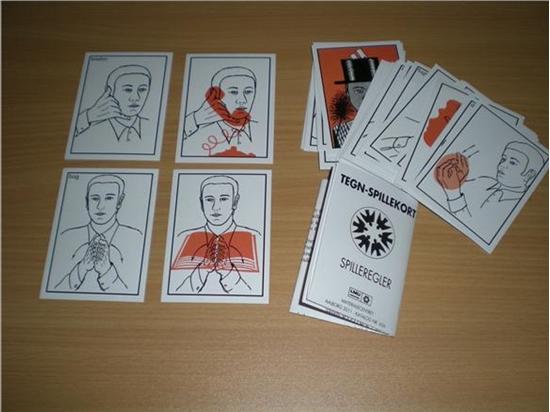 Billede af Tegnsprog's spil