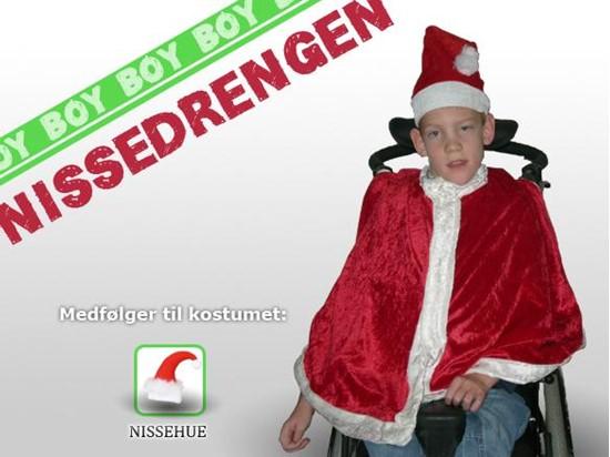 Billede af Nissedrengen