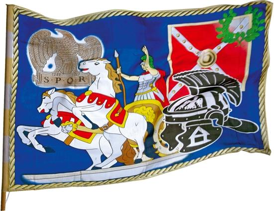 Billede af Flag - stidsvogn