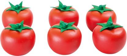 Billede af Træ legemad tomat