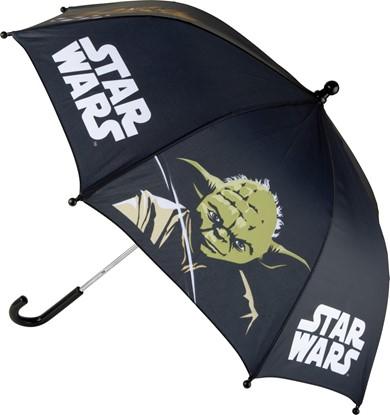 Billede af Star Wars børne paraply.