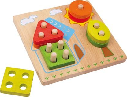 Billede af Læringsspil om antal og form