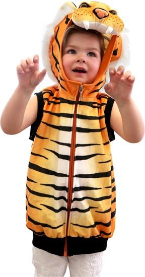 Billede af Tiger kostume, vest