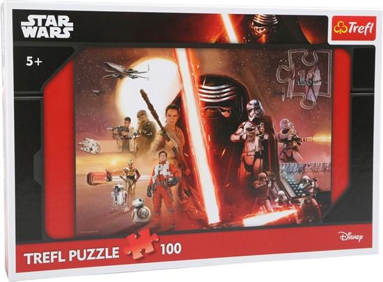 Billede af Star Wars puslespil