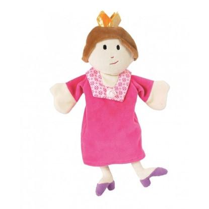 Billede af Hånddukke - Dronning