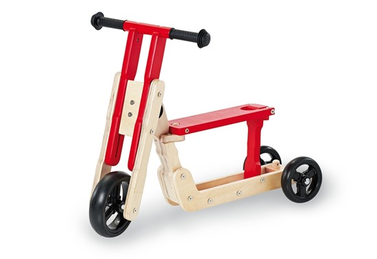 Billede af Pinolino kombi cykel- løbehjul