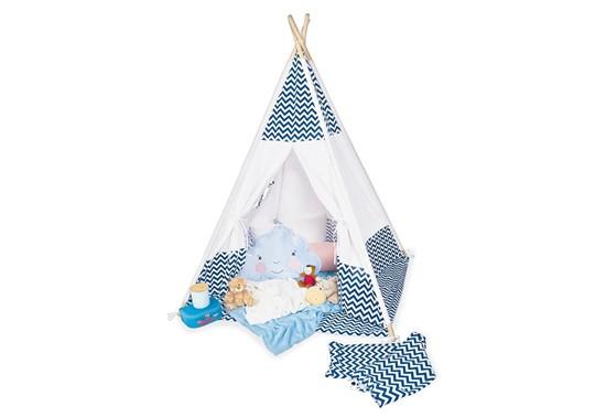 Billede af Pinolino tipi telt med bund