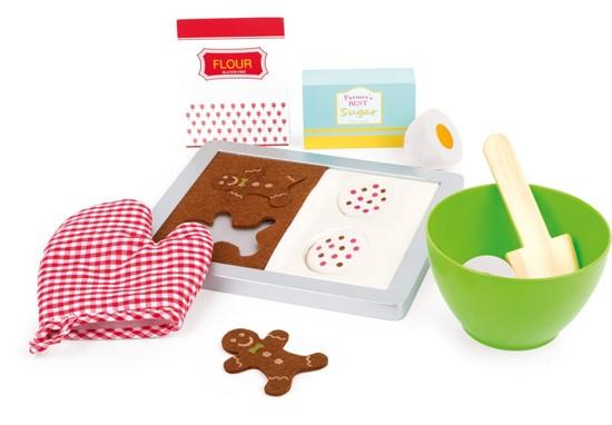 Billede af Small Foot kage-Bagesæt til børn