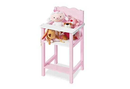 Billede af Pinolino højstol til dukke