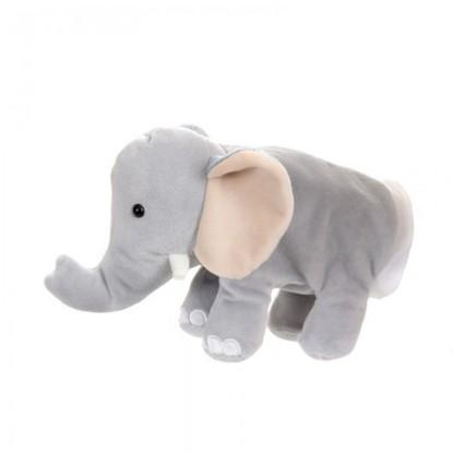 Billede af Hånddukke - Elefant