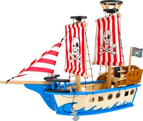 """Billede af Piratskib  """"Jack"""""""
