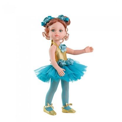 Billede af Amigasdukke Cristi som ballerina