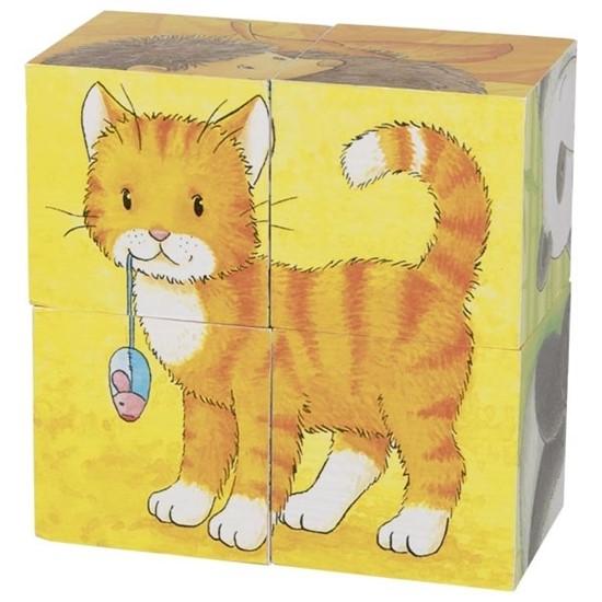 Billede af Cubes puslespil