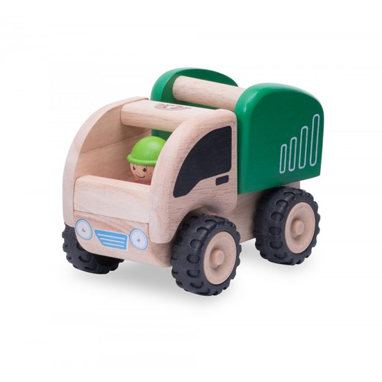 Billede af Trælastbil med vippelad