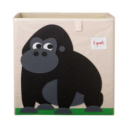 Billede af 3 SPROUTS Opbevaringskasse   Gorilla
