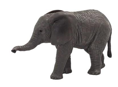 Billede af Animal Planet - Afrikansk baby elefant,  stående