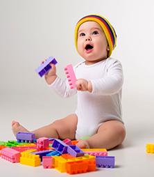 Billede til varegruppe Aktivitets Legetøj til børn, 0-3 år