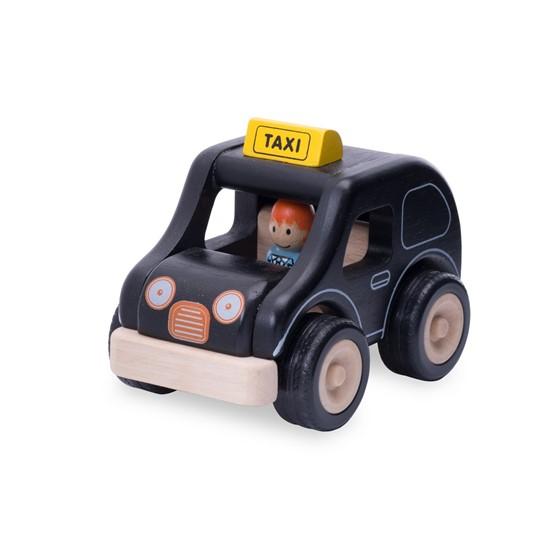 Billede af Sort Mini Taxi