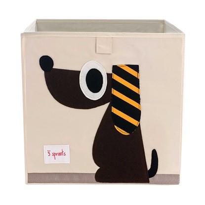 Billede af 3 SPROUTS opbevaringskasse - Hund