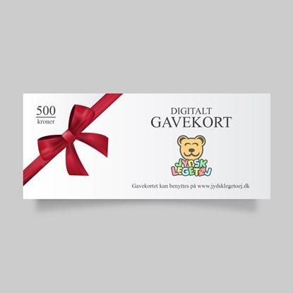 Billede af Digitalt gavekort - 500 kroner