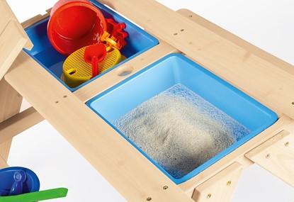 Billede af Legebord med vaske, fra Pinolino