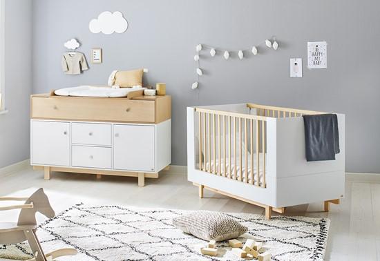 Billede af Pinolino Baby seng - kommode. Opstart sæt Boks