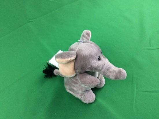 Billede af Plysdyr Lille Elefant - 12 cm