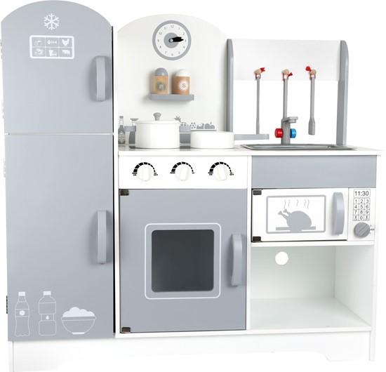 Billede af Legekøkken med køleskab