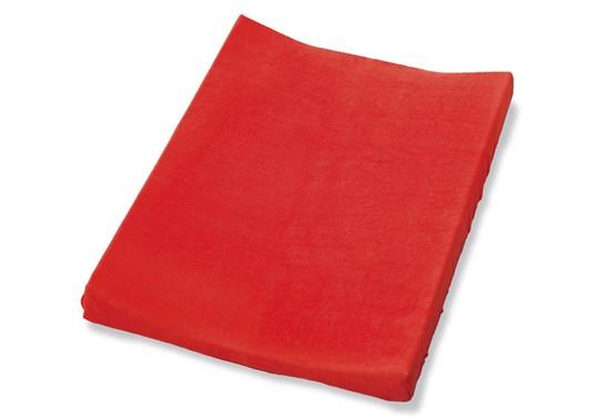 Billede af Pinolino Betræk til puslepude, Rød frotté