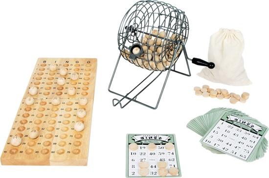 Billede af Bingo spil - Træ