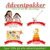 Billede af Adventsgaver Piger 1-2 år. Pakkesamling B