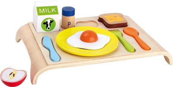 Billede af Bakke med morgenmad