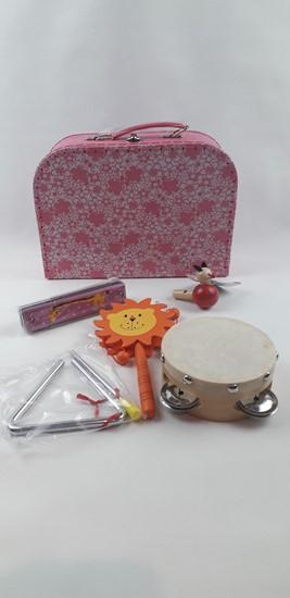 Billede af Musik instrumenter - i kuffert