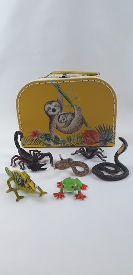 Billede af Animal Planet - Eksotiske dyr i kuffert