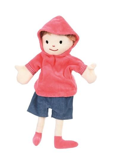 Billede af Hånddukke - Dreng