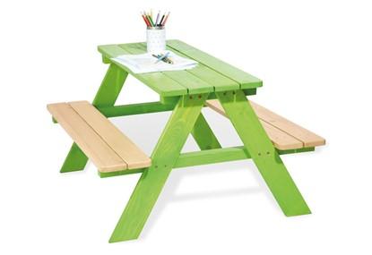 Billede af Pinolino - Havemøbler til børn , Nicki/Grøn til 4