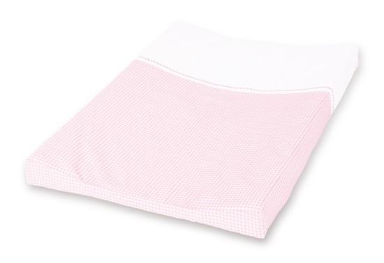 Billede af Pinolino puslepude betræk - Vichy-Karo rosa