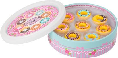 Billede af Donuts i kagedåse - legemad